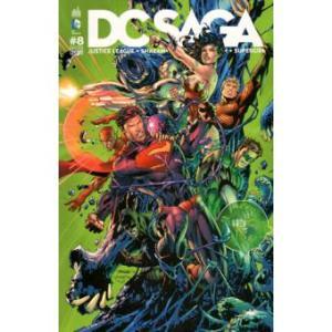 DC Saga - Tome 8 de Geoff Johns & Keith Giffen