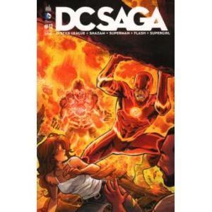 DC Saga - Tome 11 de Johns, Jurgens & Johnson