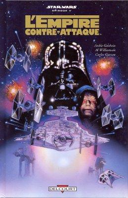 Star Wars Épisode V - L'Empire contre-attaque de  Archie Goodwin et <Collectif>