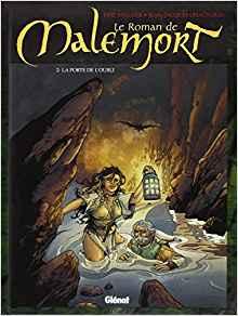 Le Roman de Malemort, tome 2 : La porte de l'oubli de Stalner & Chagnaud