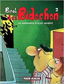 Les Bidochon, tome 3 : En habitation à loyer modéré de Binet