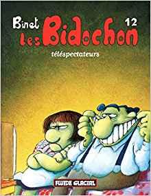 Les Bidochon, tome 12 : Téléspectateurs de Binet