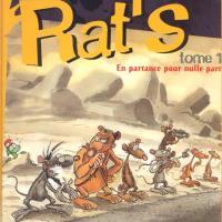 Rat's, tome 1 : En partance pour nulle part de Ptiluc