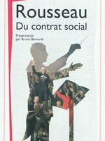 Du Contrat Social de Jean- Jacques Rousseau