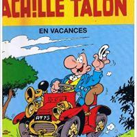 Achille Talon en vacances de Greg