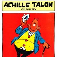 Achille Talon vous salue bien de Greg