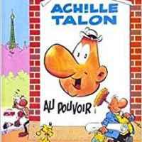 Achille Talon - tome 6 - Achille Talon au pouvoir de Greg