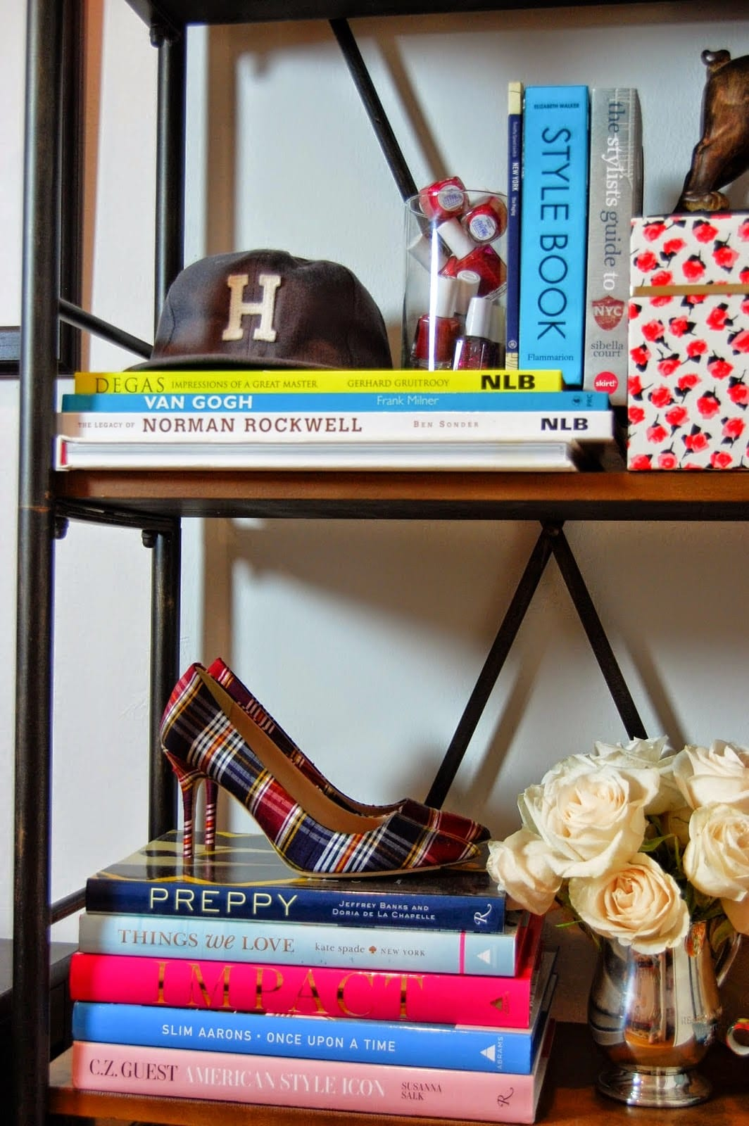 Two New Coffee Table Books  The College Prepster