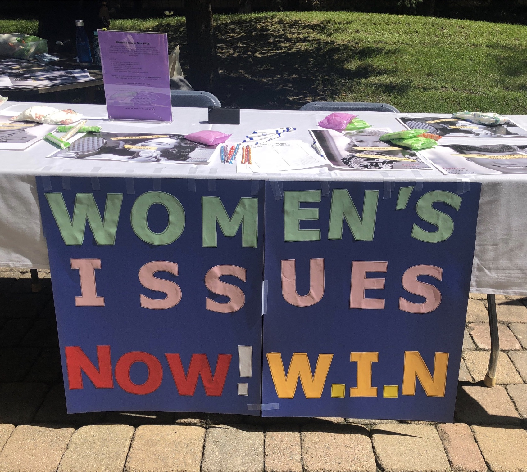 Grcc Student Organization Women S Issues Now Fights For