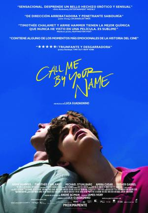 Call Me by Your Name Friday