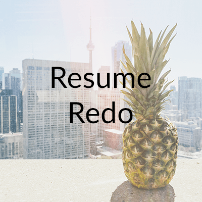 resume redo the color coded life