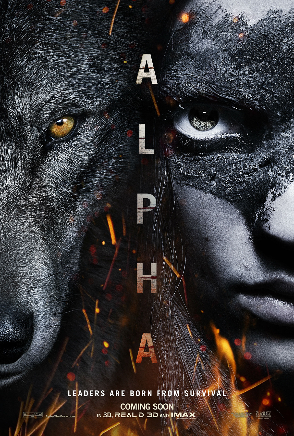 Alpha Movie Poster