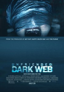 unfriended 2 dark web poster