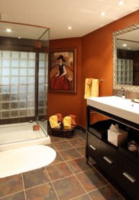 bathroom decorating ideas Archives - The Colorful BeeThe ...