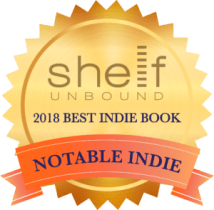 2018 Best Indie Book Shelf Unbound Award