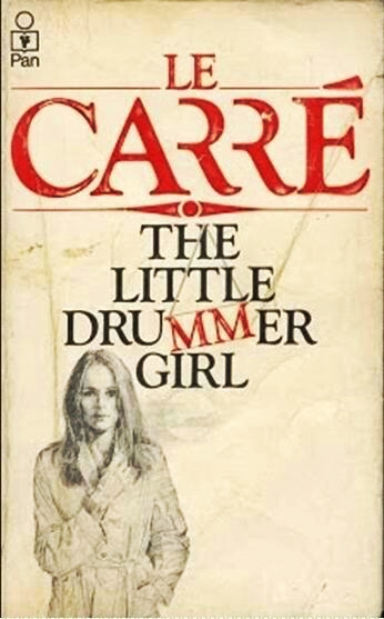 the little drummer girl john le carre