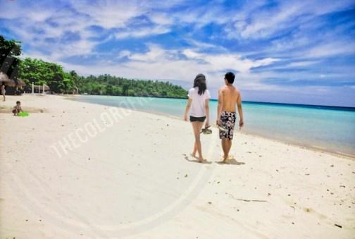 Santiago Beach, Camotes Island, Cebu, Philippines