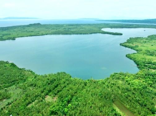Lake Danao Park Camotes Island Cebu Philippines