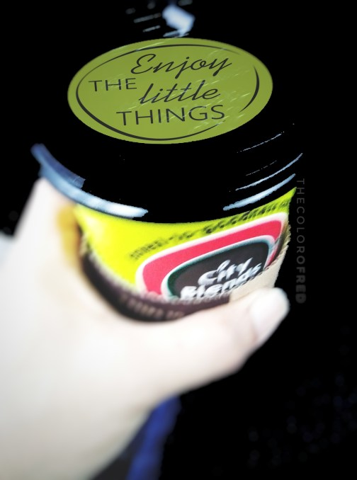 weekend thought: enjoy the little things