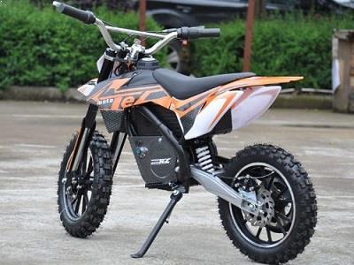 moto Tec 24v electric dirt bike
