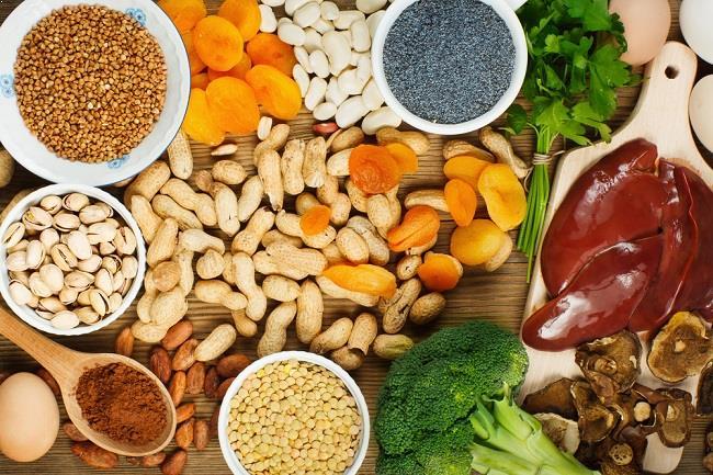 iron rich foods pregnancy