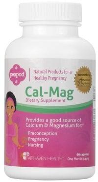 peapod cal mag calcium supplement women