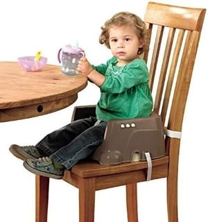 booster seat for eating