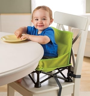 booster seat for feeding