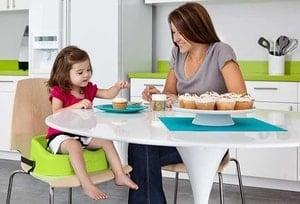 booster seats for table
