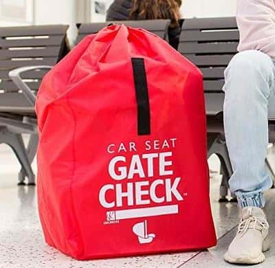 Car Seat Bag For Airplane Travel Faa Terms Buyer S Guide