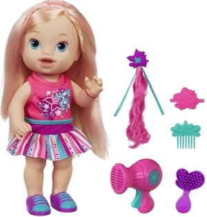 real baby alive dolls