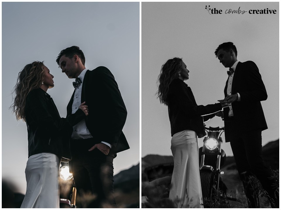 Moody Wedding Photographers in Las Vegas