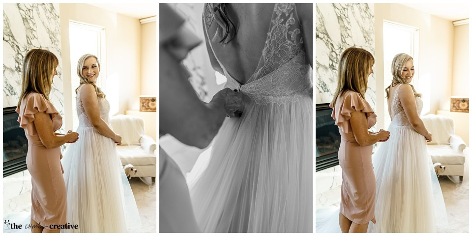 Getting Ready | Wedding Photos in Las Vegas