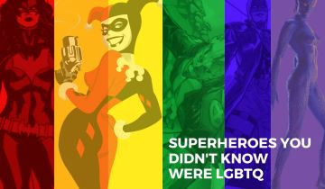Superheroes you didn't know were LGBTQ