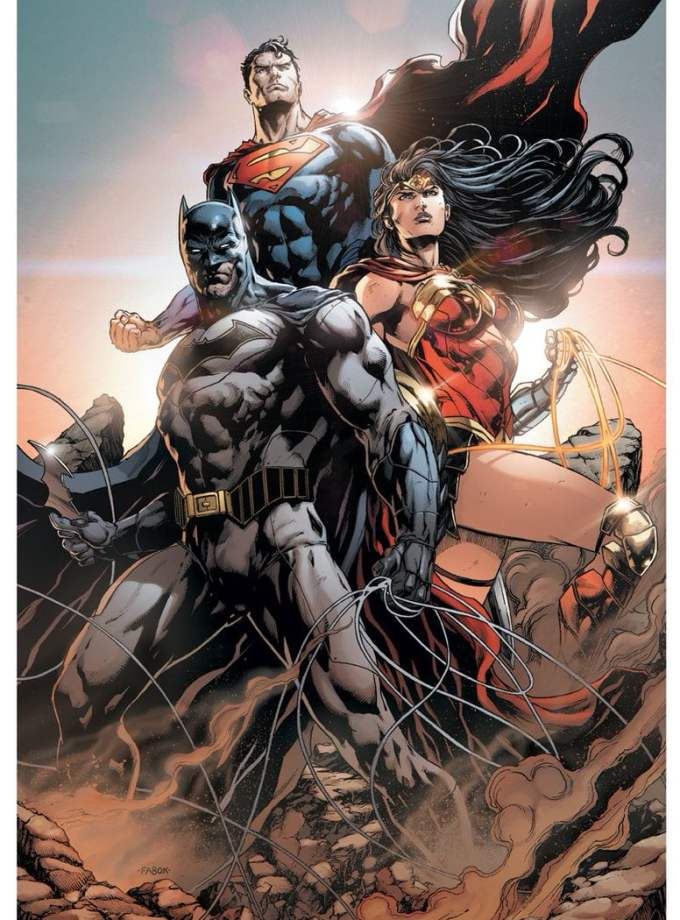 batman superman wonder woman