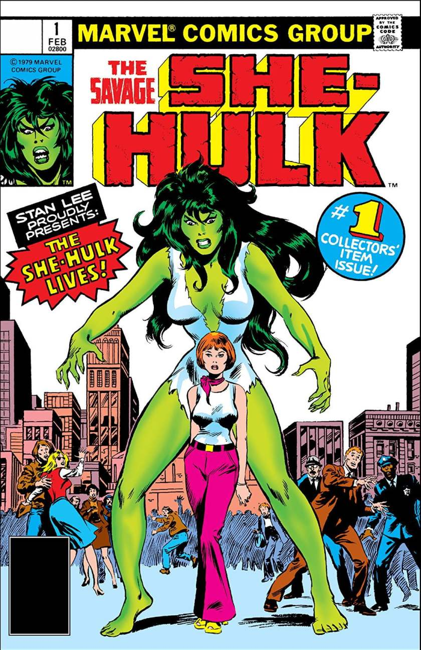 first appearance of she-hulk