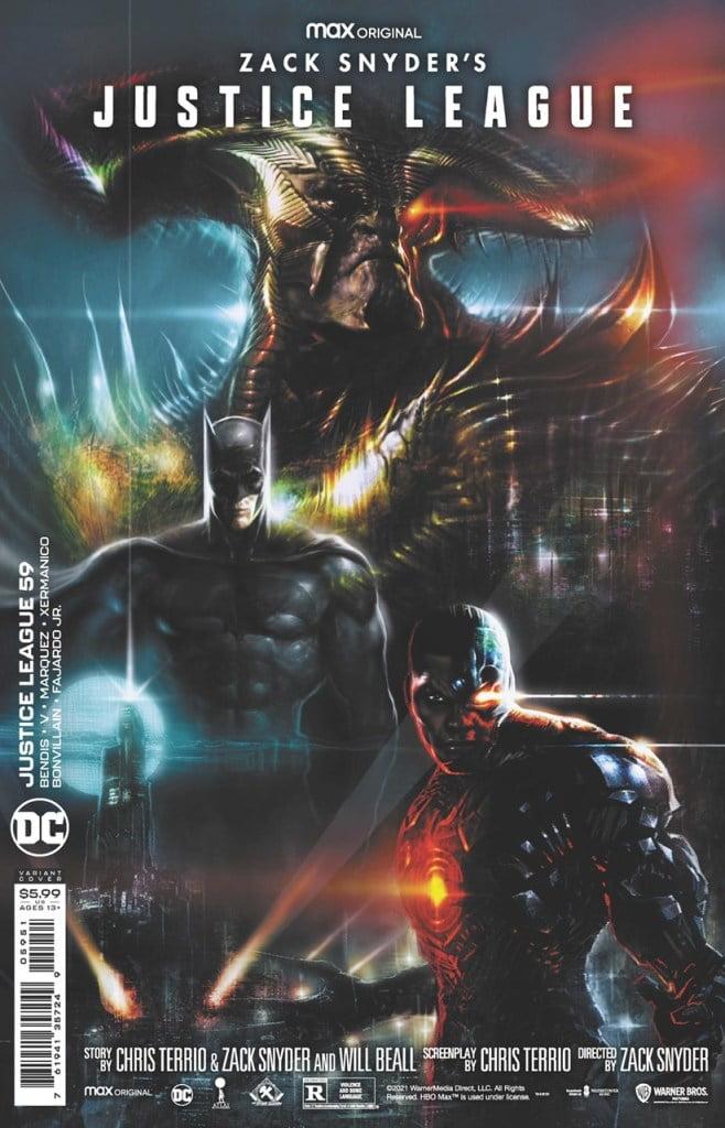 dc comics snyder cut justice league