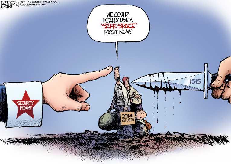 Image result for refugee crisis comic