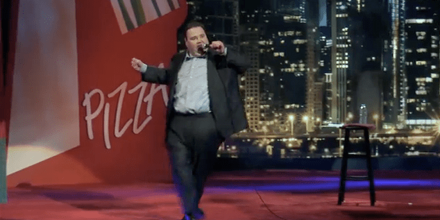 "John Pinette: ""Still Hungry"" as a comedian after 25 years"