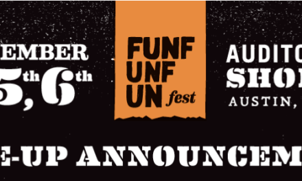 FunFunFun Fest announces music and comedy acts for 2011