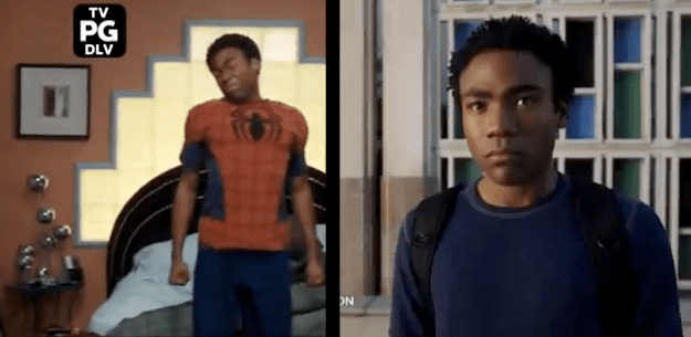 "Donald Glover mash up! Childish Gambino's ""Freaks and Geeks"" with ""Community"" clips"