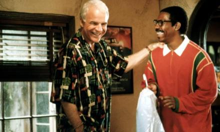 Steve Martin gives Eddie Murphy advice on hosting the Academy Awards