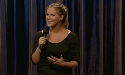 Amy Schumer kills it on Conan