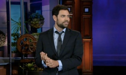 Barry Rothbart's late-night debut on The Tonight Show