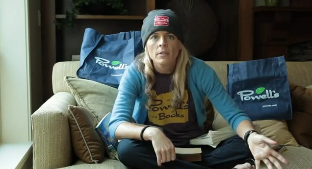 Maria Bamford made a haul video for her birthday