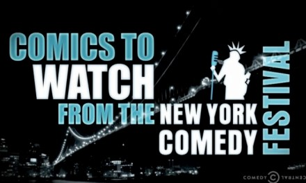 "Comedy Central, New York Comedy Festival expand ""Comics to Watch"" to include sketch and stand-up in 2015"