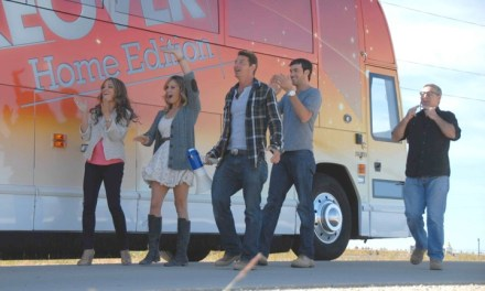 Not just about the tears, Extreme Makeover: Home Edition adds comedian Jeff Dye to lighten the mood