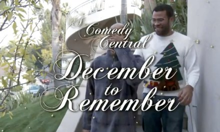 Key & Peele in A Comedy Central December to Remember video