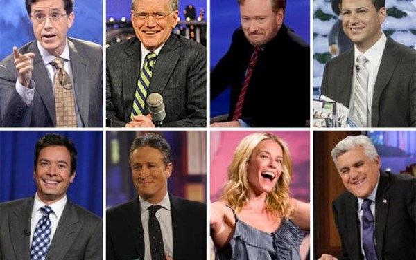 The late-night TV wars of 2011: Winners and losers