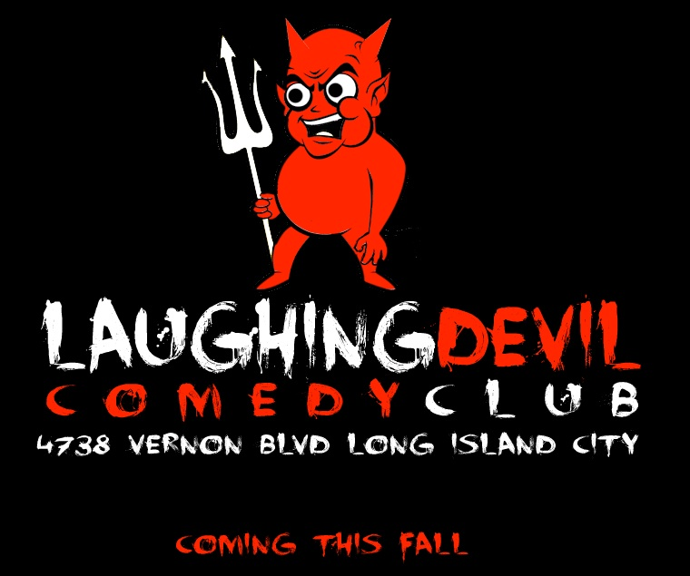 Ready or not, Long Island City's Hunters Point now has two full-time comedy clubs